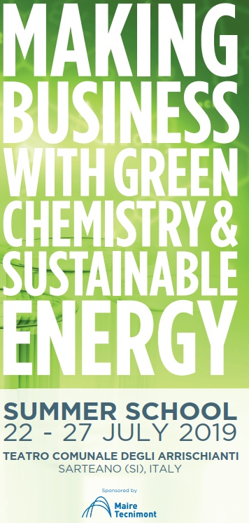 GreenChemistrySummerSchool
